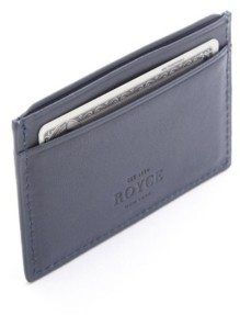 Emporium Leather Co/Royce Leather Royce New York Rfid Blocking Credit Card Case