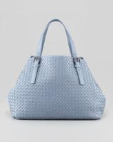 Bottega Veneta Veneta A-Shape Large Tote Bag, Blue
