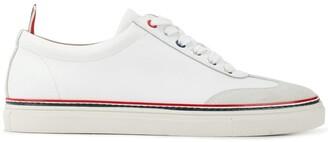 Thom Browne RWB-detail low-top sneakers