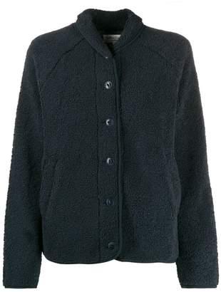 YMC faux-shearling jacket