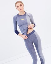 adidas by Stella McCartney Yoga Seamless Long Sleeve Top
