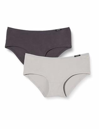 Skiny Women's Advantage Cotton Panty 2er Pack Boy Shorts