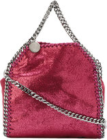 Stella McCartney tiny Falabella tote - women - Polyester/metal - One Size