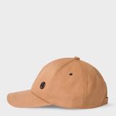 Paul Smith Men's Tan Baseball Cap