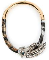 Shourouk 'Tiger Comet' necklace