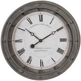 Asstd National Brand Porthole Wall Clock