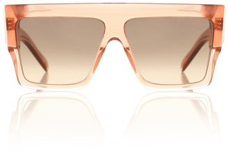 Celine Flat-brow sunglasses