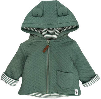 M·A·C MAC AND MOON Mac And Moon Camping Boys Hooded Midweight Quilted Jacket-Baby
