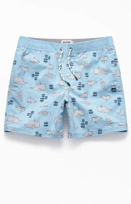 "Trunks Party Pants Moby 16"" Swim"