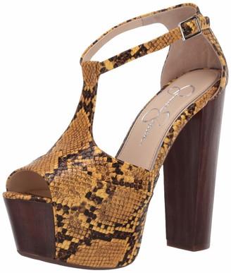 Jessica Simpson Women's Dany Platform Sandals
