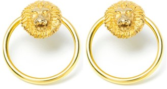 Mvdt Collection Lion Bold Earring