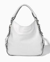 Charming charlie Calley Multi-Buckle Hobo Bag