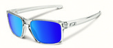 Oakley Sliver Clear Rectangle Sunglasses