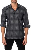 Jared Lang Printed Semi-Fitted Shirt