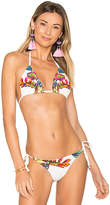 Agua Bendita Caribe Top in White. - size M (also in )