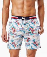 Tommy Hilfiger Men's Ocean Hill Floral Stretch Board Short