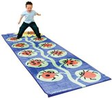 Kit For Kids Back To Nature Counting Ladybird Carpet by Kit For Kids