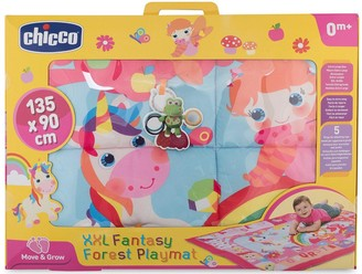 Chicco XXL Fantasy Forest Playmat - Pink