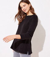 LOFT Boatneck Tunic Top