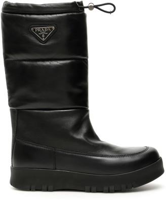 Prada Nappa Boots