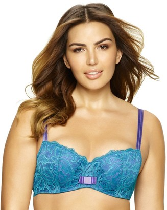 Paramour Women's Plus-Size Sophia Contour Cut and Sew Bra
