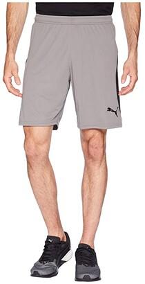 Puma Liga Shorts Red White) Men's Shorts