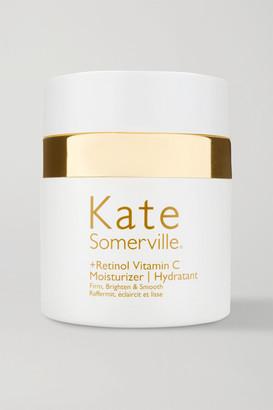 Kate Somerville Retinol Vitamin C Moisturizer, 50ml - Colorless