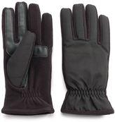 Isotoner Men's Matrix smarTouch THERMAflex Touchscreen Active Gloves