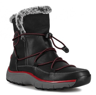 Aquatherm By Santana Canada Harlie Faux Fur Lined Waterproof Boot