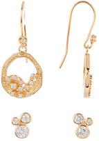 Melinda Maria Emma Baby Cluster Earrings Set