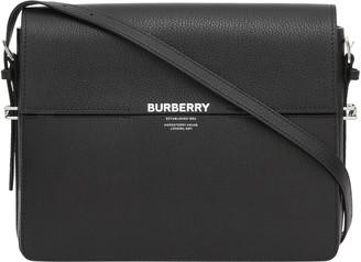 Burberry Large Grace Leather Shoulder Bag
