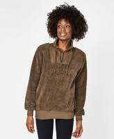 Sweaty Betty Sherpa Half Zip Sweater