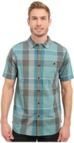 The North Face Short Sleeve Exploded Plaid Shirt