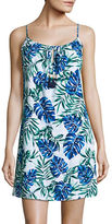 Tommy Bahama Floral Printed Sleeveless Dress