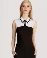 Karen Millen Shirt - Color Block