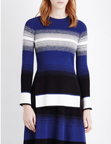 Sportmax Torre striped knitted jumper