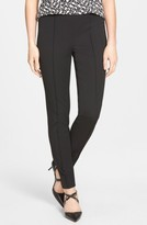 Vince Camuto Women's Side Zip Stretch Twill Pants