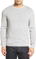 John W. Nordstrom Refined Crew Neck Sweater