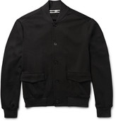 McQ by Alexander McQueen Jersey Bomber Jacket