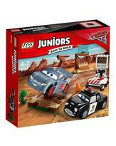 Disney LEGO Juniors Cars 3 Willys Butte Speed