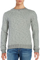 Selected Marled Cotton Sweater