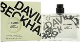 David Beckham Homme 2.5 oz EDT Spray Tester For Men