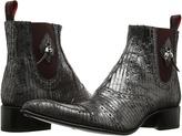 Jeffery West Keef-Metal Chelsea Men's Shoes