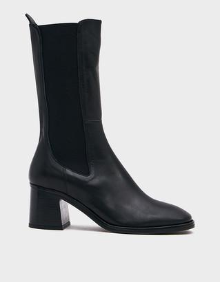 Miista Macy Boot in Black