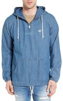 Obey Men's Jungle Denim Anorak