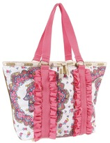 Le Sport Sac La Vie Petite (Fleur Dete Embroidery) - Bags and Luggage