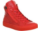 Poste Chlorine Double Zip Sneakers