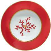 Raynaud Coral Cristobal Soup Plate