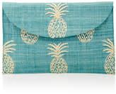 Kayu Pina envelope clutch