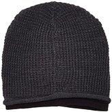 S'Oliver Men's Beanie Hat - Grey -